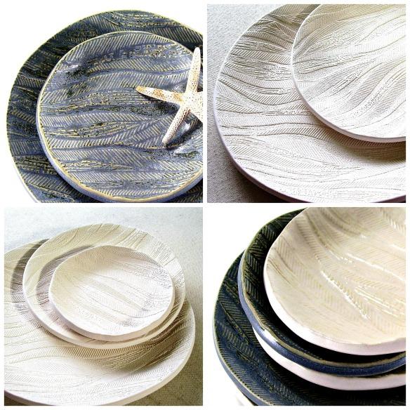 backwater bay handmade dinnerware by melinda marie alexander xfourjpg