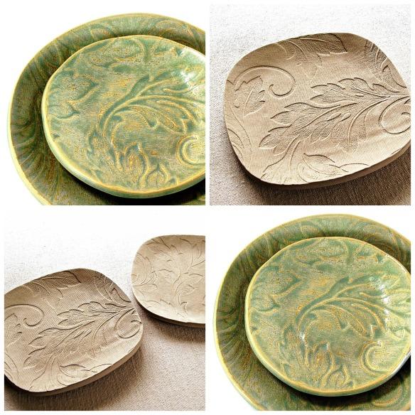 brooklawn park handmade dinnerware by melinda marie alexander xfourjpg