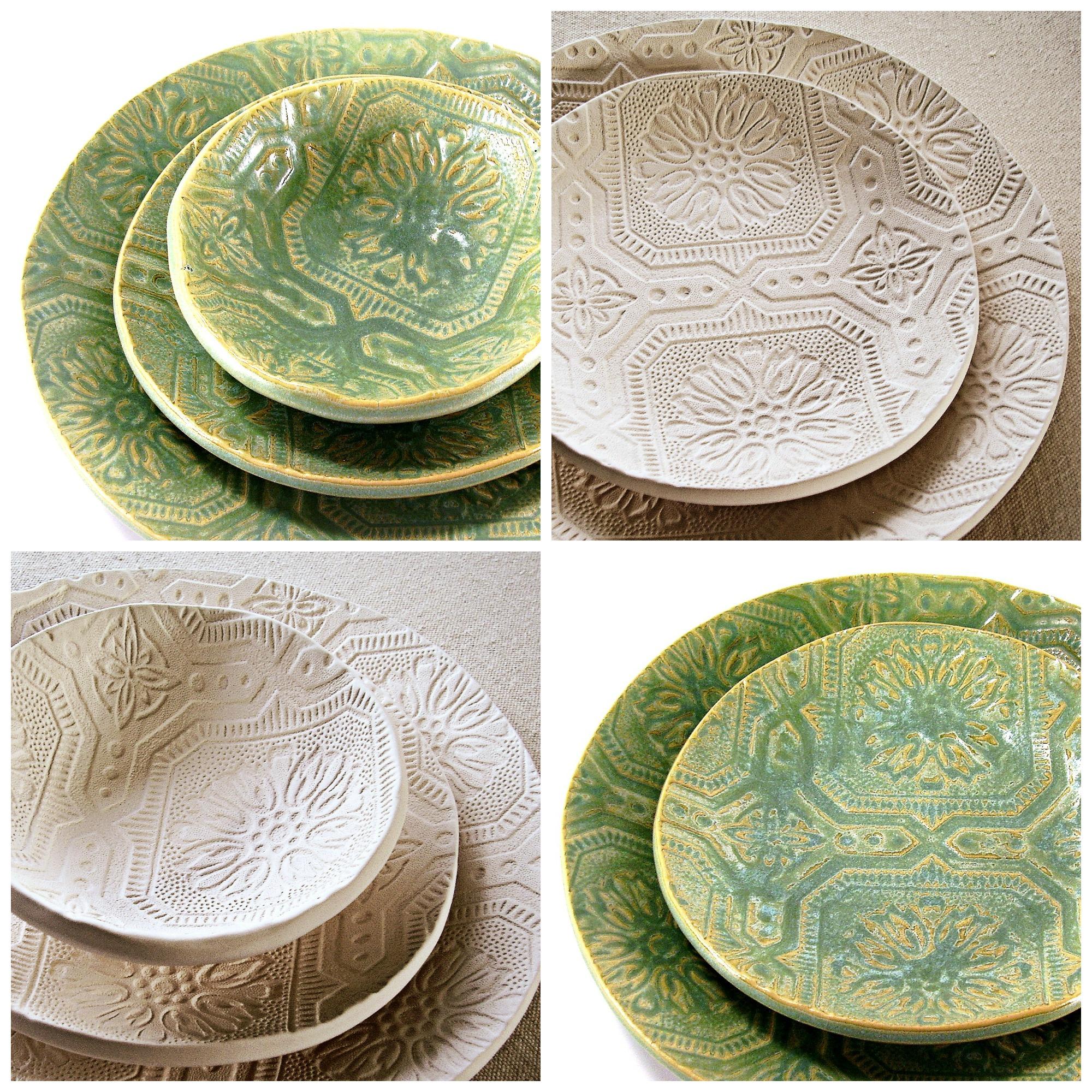 vintage cottage dinnerware by melinda marie alexander ravenhillpotteryjpg & Dinnerware   Raven Hill Pottery
