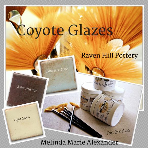 Coyote Glazes