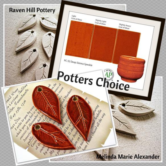 Potters Chioce Glaze Deep Sienna 2