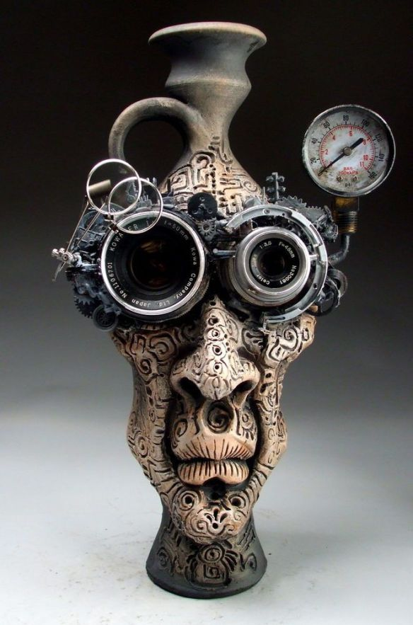 Mitchell Grafton Steampunk Goggles