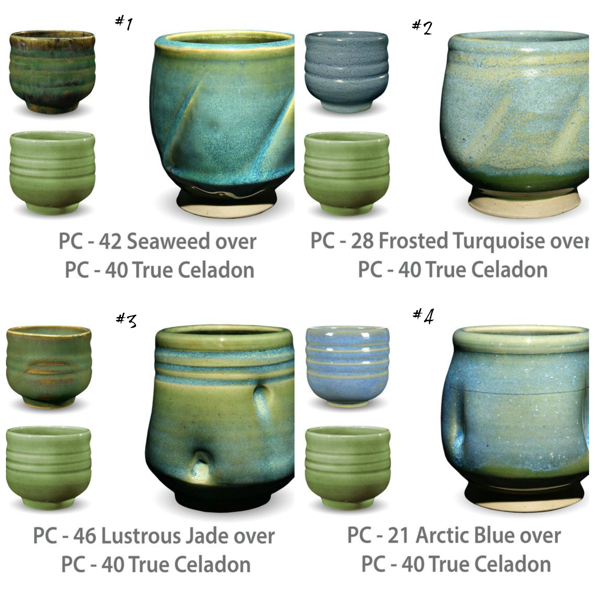 Color raven hill pottery page 3 glaze combinations geenschuldenfo Choice Image